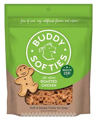Buddy Biscuits Healthy Whole Grain (Roasted Chicken) 6 oz.
