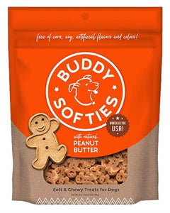Buddy Biscuits Healthy Whole Grain (Peanut Butter) 6 oz.