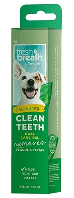 TropiClean Fresh Breath Clean Dog 2oz