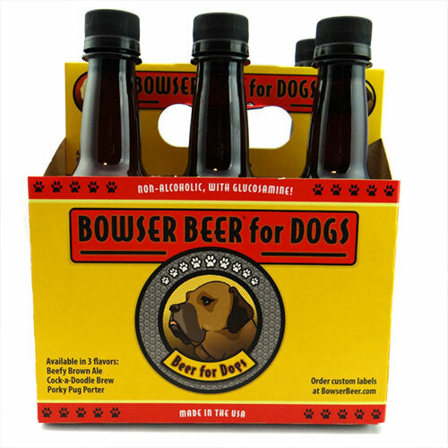 Bowser Beer (Pork) 1ct