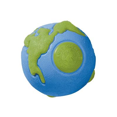 Orbee-Tuff Planet Ball (Blue/Green/lg) Toy