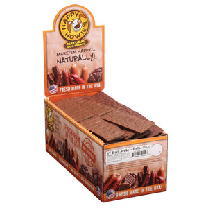 Happy Howie's 6″ BEEF JERKY(Beef) 1pc