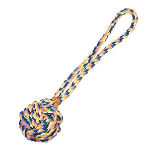 Monkey's Fist Rope (L) Toy