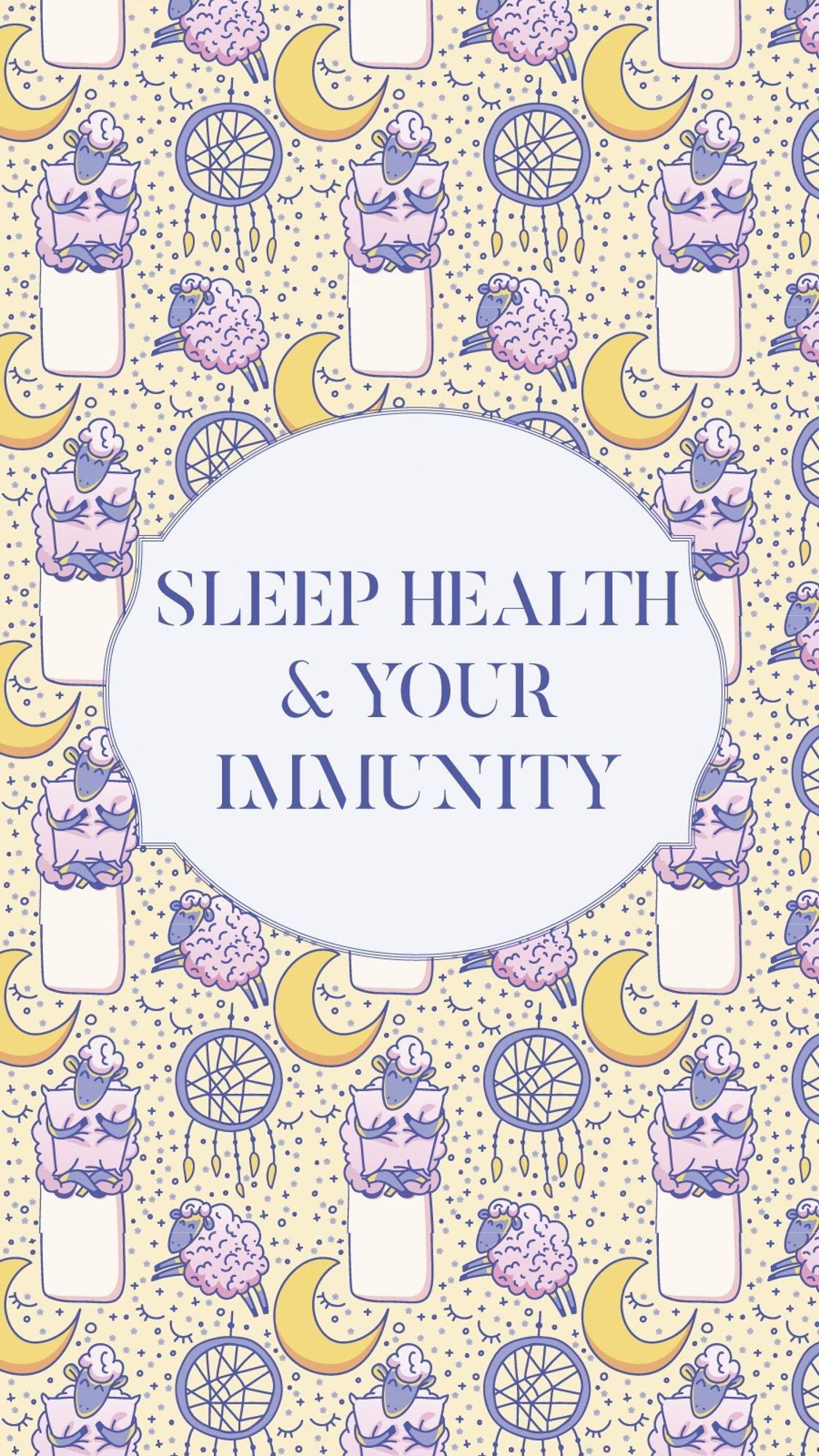 The Ultimate Guide To Sleep Disorders & How Sleep Health Improves Immunity - FlaxLinen.com