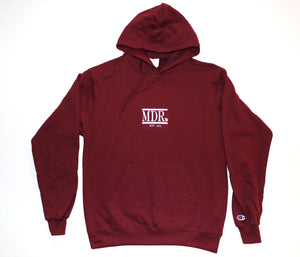 "Small Logo ""MDR"" Hoodie"