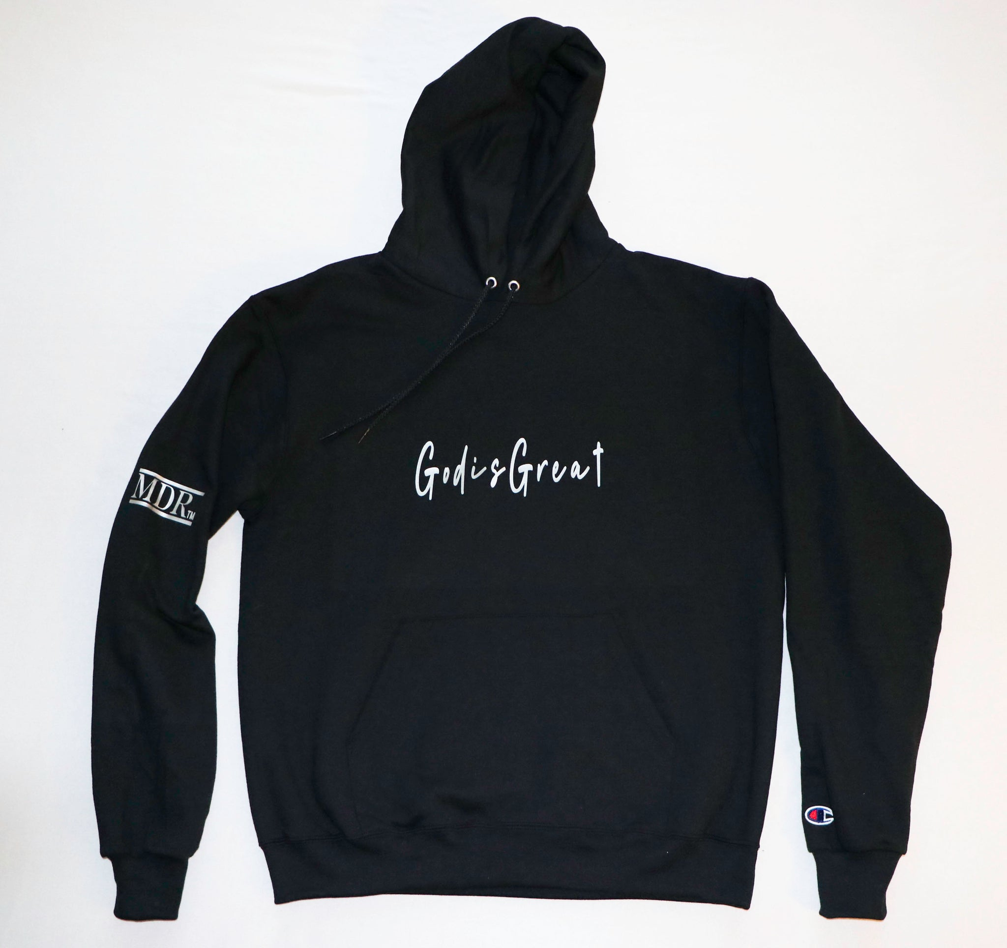 "MDR ""God Is Great"" Hoodie"