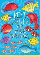 Load image into Gallery viewer, 10134 Birthday Fishes