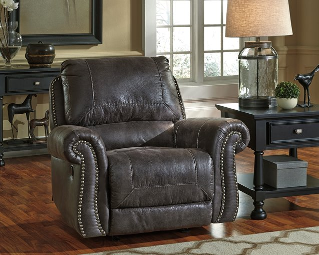 Breville Benchcraft Charcoal Recliner