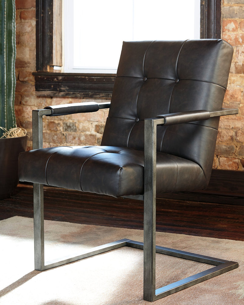 Starmore Signature Design by Ashley Brown Home Office Desk Chair