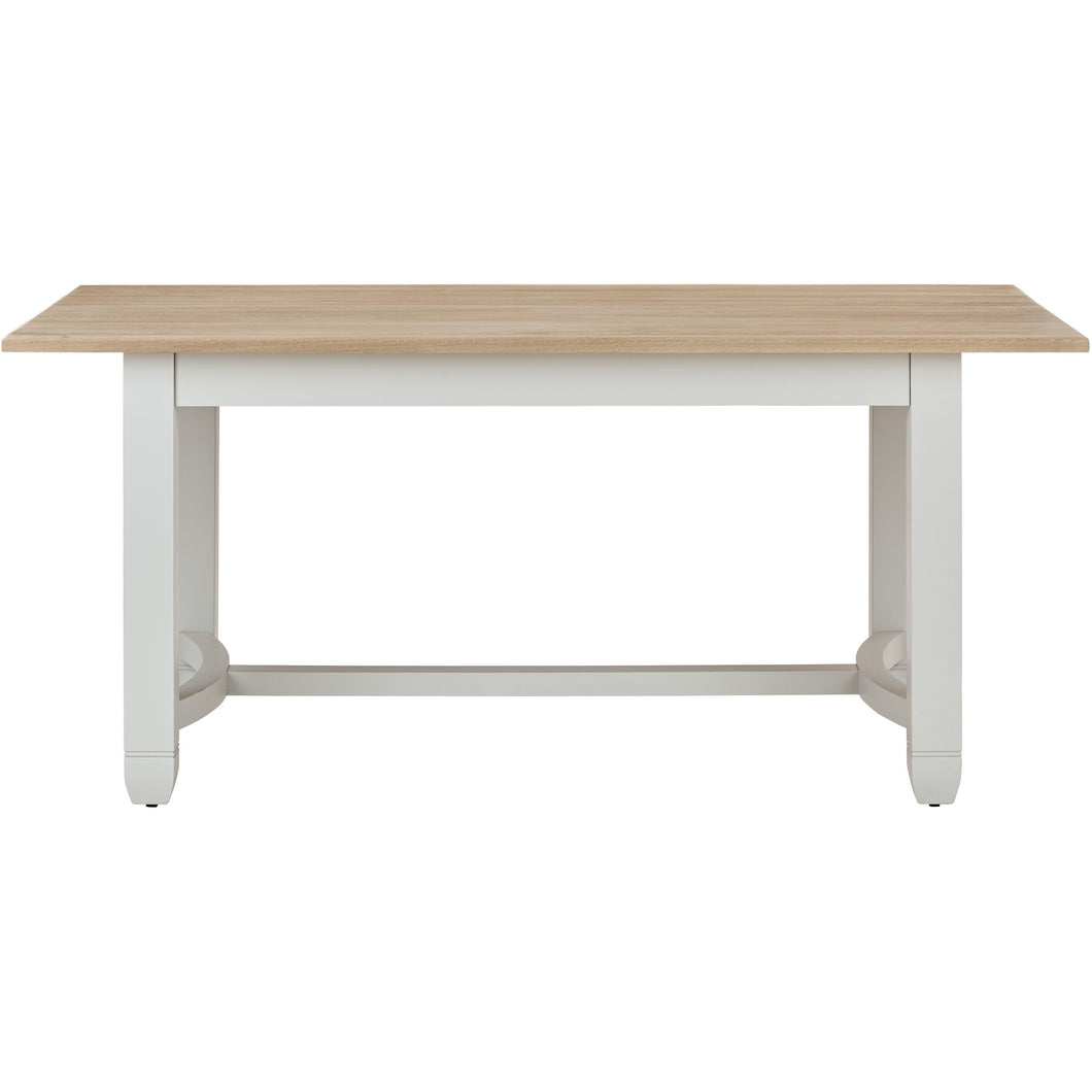 Chichester Rectangular extendable table - CHI-TAB-001-HG