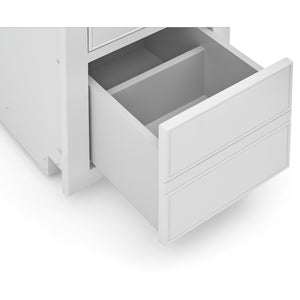 Chichester  Sink Drawer Base Cabinet - CHIBA-BAS-0600-2DW-HE
