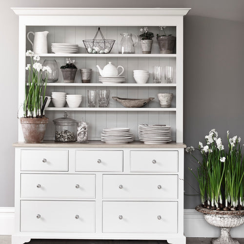 Chichester Open Rack Dresser in different sizes