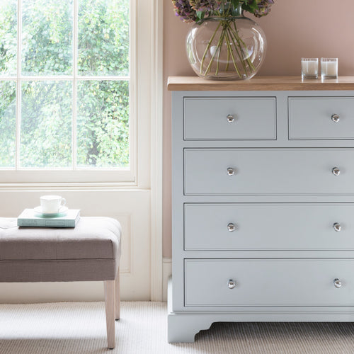 Chichester Grand Chest of Drawers - CHI-DRW-GND-HG