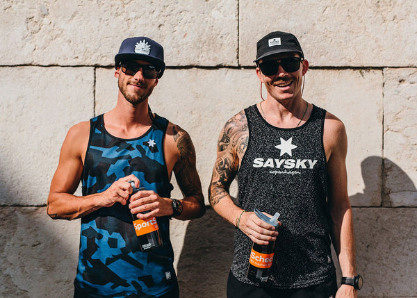 SAYSKY Athlete Sons of Running: Ultra Running