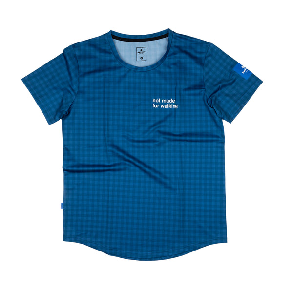 Checker Combat T-Shirt