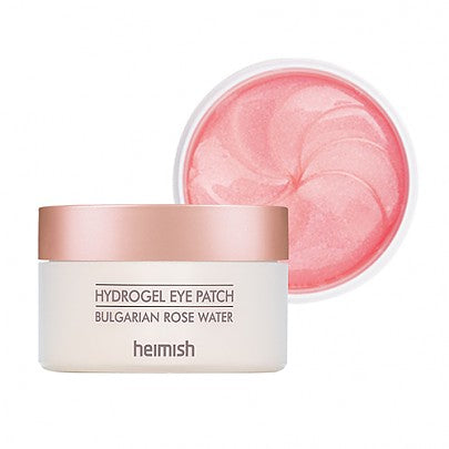 [heimish] K beauty Bulgarian Rose Water Hydrogel Eye Patch 60ea (Renewal), Korea Skin Care