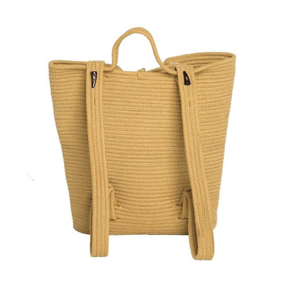 TOTE BACKPACK | Sand - Beach Shade