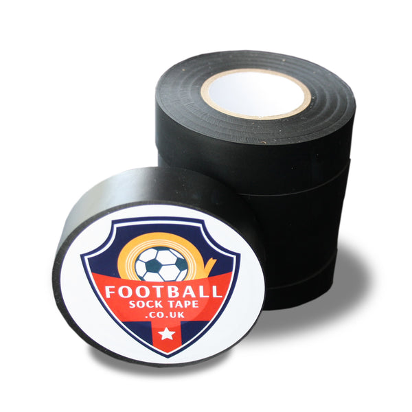 Black Football Sock Tape