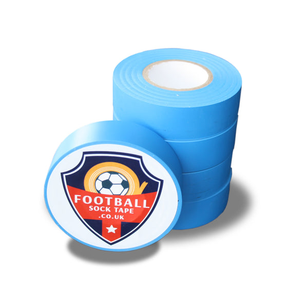 Blue Football Sock Tape