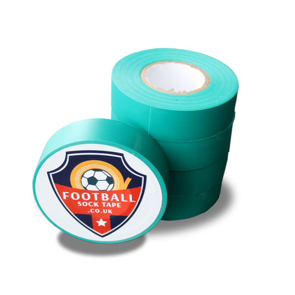 Green Football Sock Tape