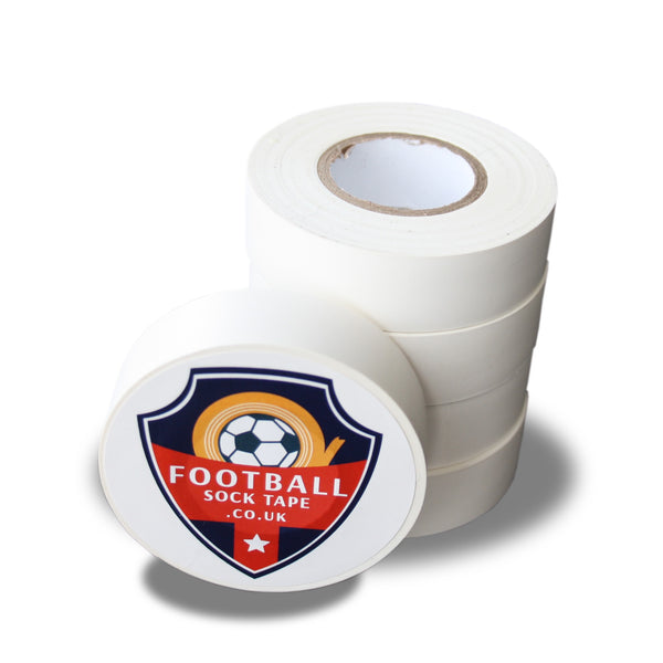 White Football Sock Tape