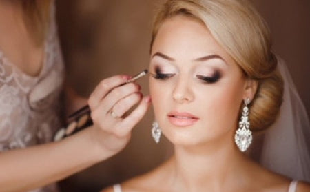 Make Up Mariée<br>(Sans le Beauty Truck Airstream)