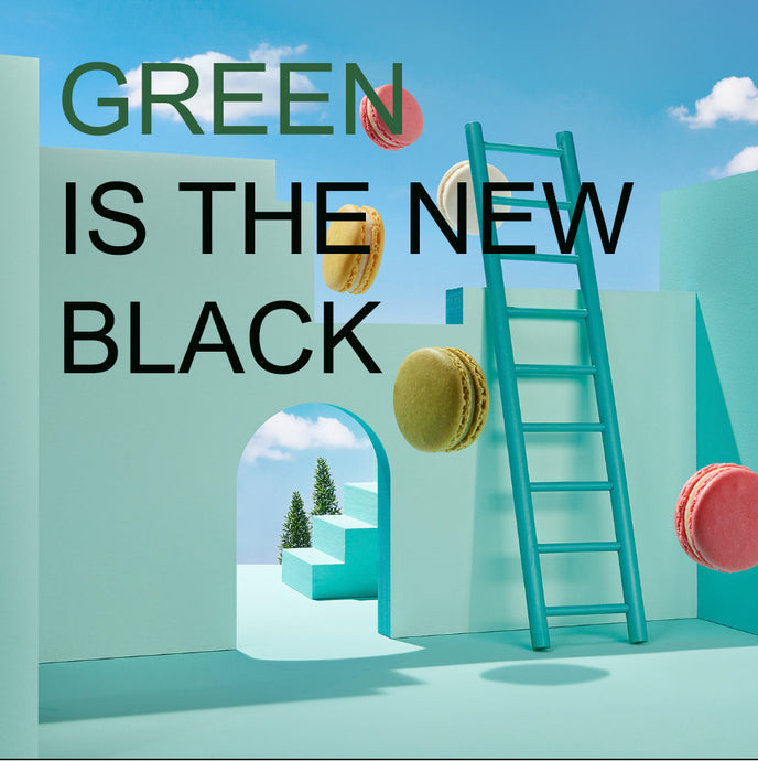 GREEN IS THE NEW BLACK, Gli acquisti green e sostenibili!