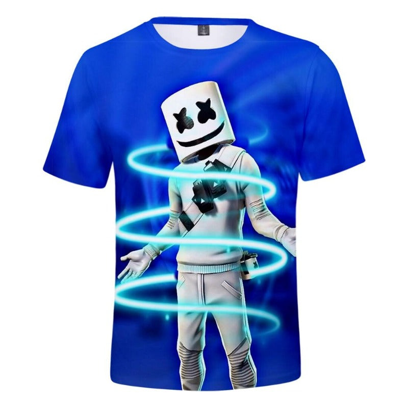 Marshmello t-shirt fortnite