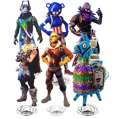 Figurine Fortnite <br> Corbeau