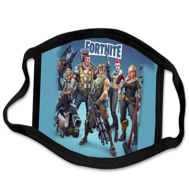 masque saison 1 fortnite