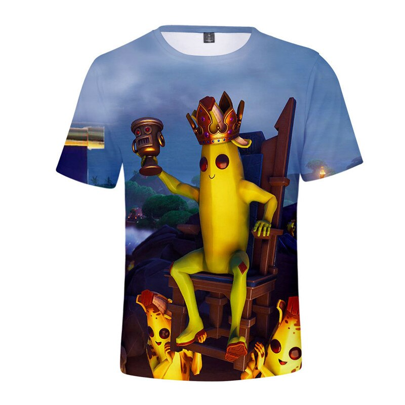 t shirt fortnite banane