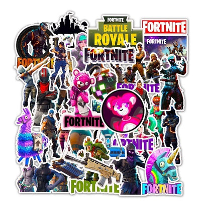 PETIT STICKERS FORTNITE