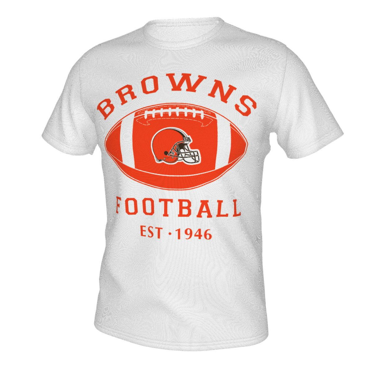 Footabll Browns T-shirts For Men