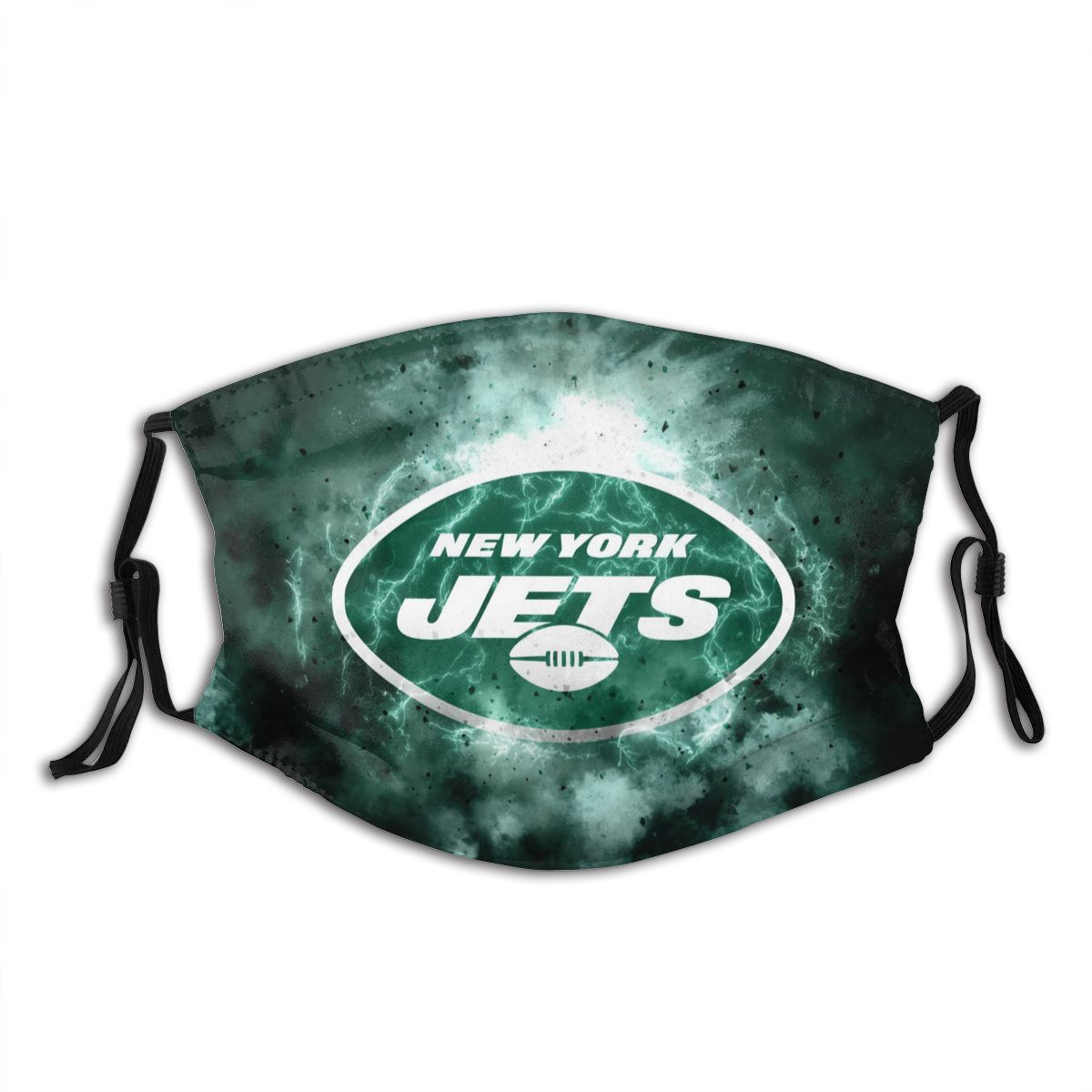 Jets Illustration Art Adult Cloth Face Covering With Filter