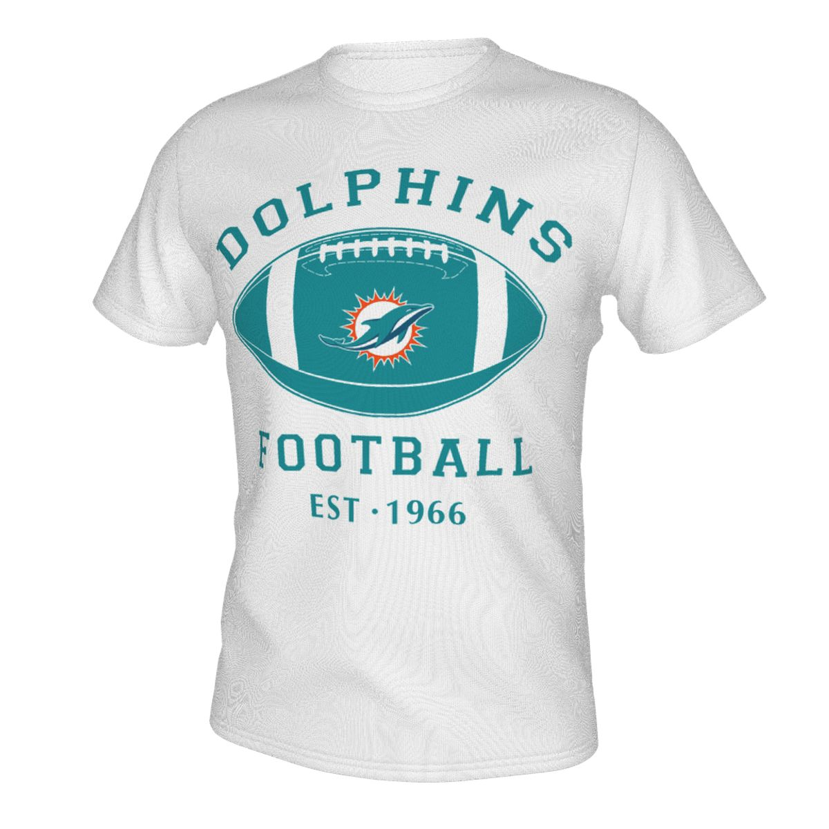 Footabll Dolphins T-shirts For Men