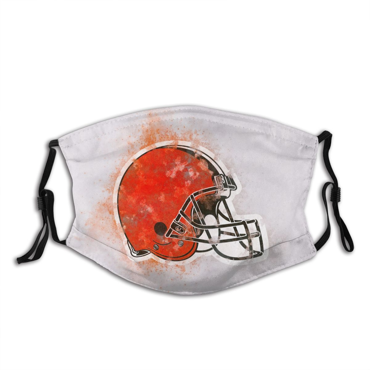 Browns Logo Adult Cloth Face Covering With Filter