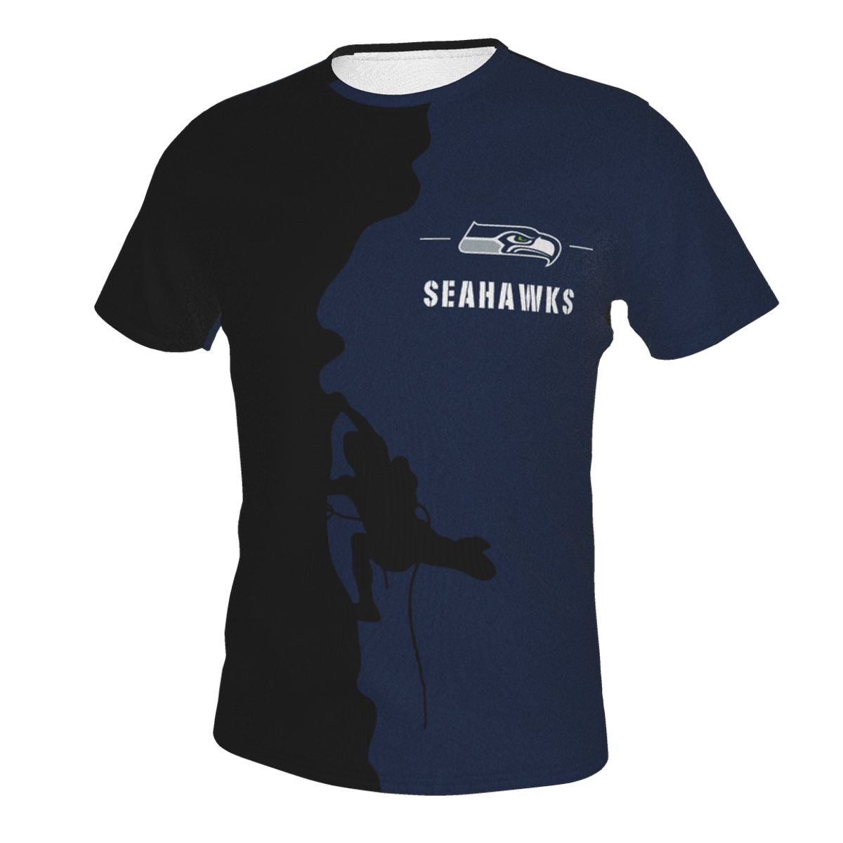 Climber Seahawks T-shirts For Men
