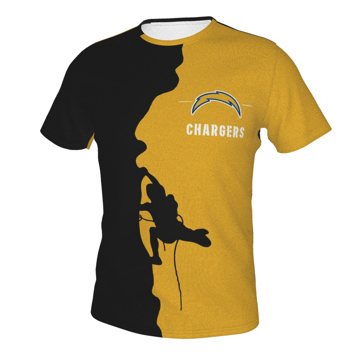 Climber Chargers T-shirts For Men