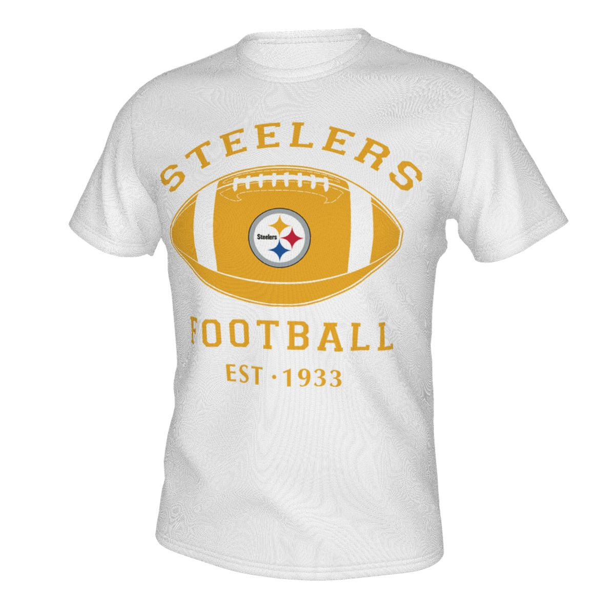 Footabll Steelers T-shirts For Men