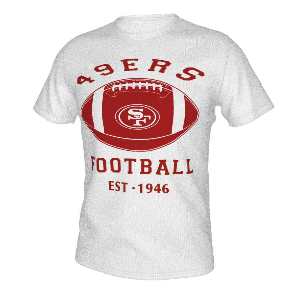 Footabll 49ers T-shirts For Men