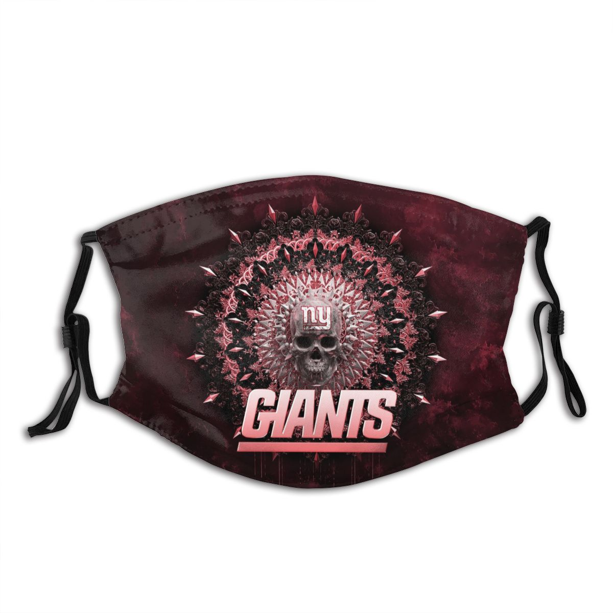 Giants Adult Cloth Face Covering With Filter