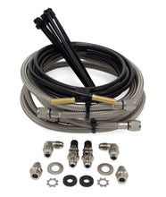 Load image into Gallery viewer, Air Lift Loadlifter 5000 Ultimate Plus Stainless Steel Air Line Upgrade Kit
