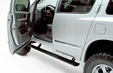 Load image into Gallery viewer, AMP Research 2004-2015 Nissan Titan Crew/King Cabs PowerStep - Black