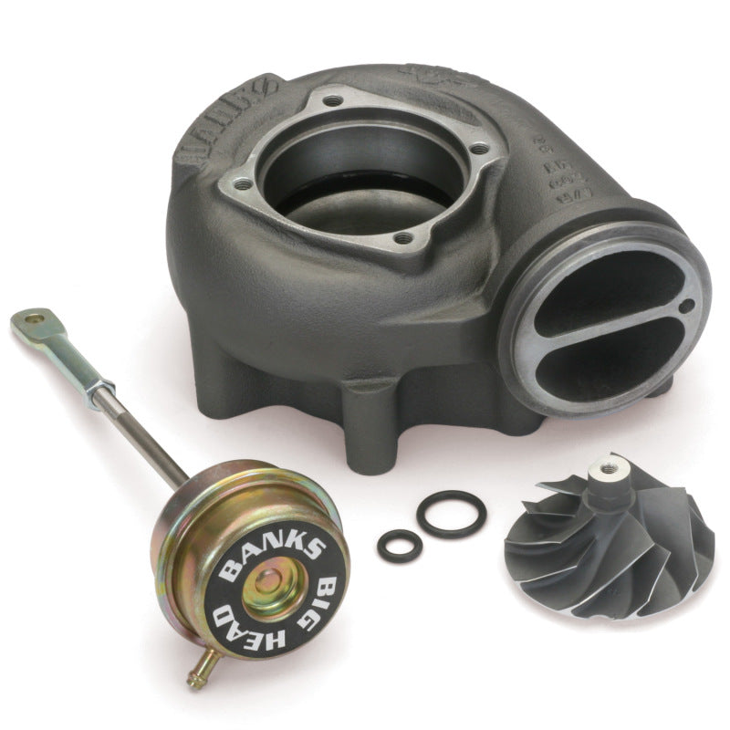 Banks Power 99.5-03 Ford 7.3L Turbo Upgrade Kit - Big-Head / Comp Wheel / Quick Turbo