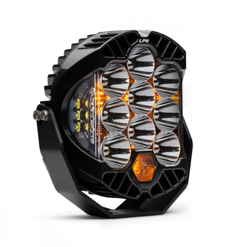 Baja Designs LP9 Racer Edition Series High Speed Spot Pattern LED Light Pods - Clear