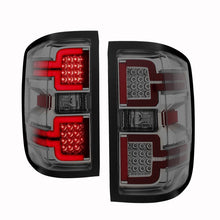 Load image into Gallery viewer, ANZO 2014-2018 Chevy Silverado 1500 LED Taillights Smoke
