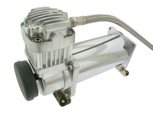 Load image into Gallery viewer, Air Lift Viair 380C Chrome Compressor - 200 PSI