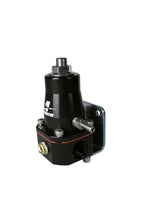 Load image into Gallery viewer, Aeromotive Adjustable Regulator Billet EFI Bypass - (2) -6 Inlets/(1) -6 Return - Black