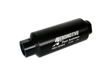 Load image into Gallery viewer, Aeromotive Pro-Series In-Line Fuel Filter - AN-12 - 100 Micron SS Element
