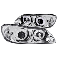 Load image into Gallery viewer, ANZO 2000-2004 Infiniti I30 Projector Headlights w/ Halo Chrome
